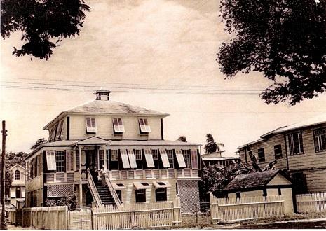 102 Carmichael St., BG