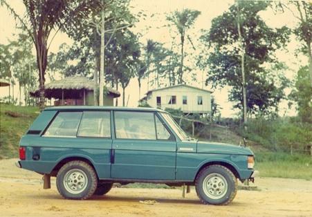 Rangie 1973..